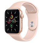 Apple Watch SE 44mm Gold with Pink Sand Sport Band